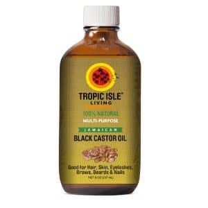 vitamines voor langer haar jamaican black castor olie