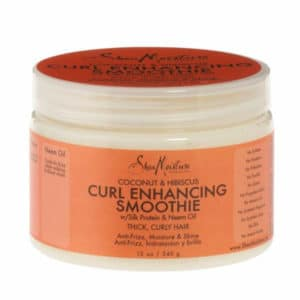 krullen cremes - SheaMoisture Coconut & Hibiscus Curl Enhancing Smoothie