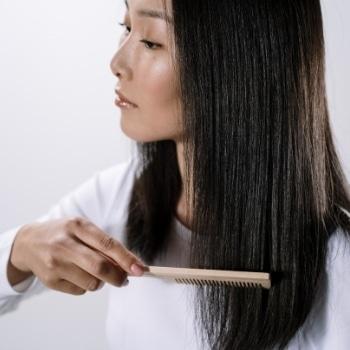 haartype 1 steil haar